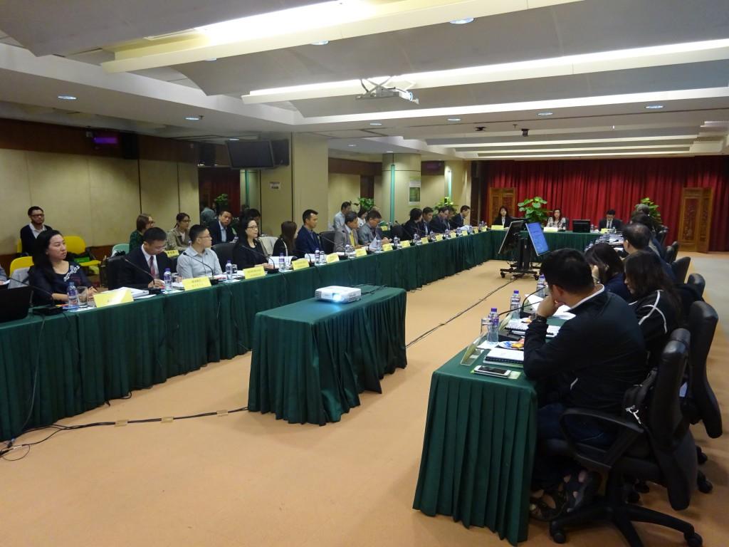 (圖:復康事務委員會召開本年度第二次全體會議)